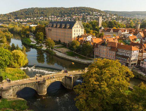 Stadt Hann. Münden – Luftfotos, Fotografie